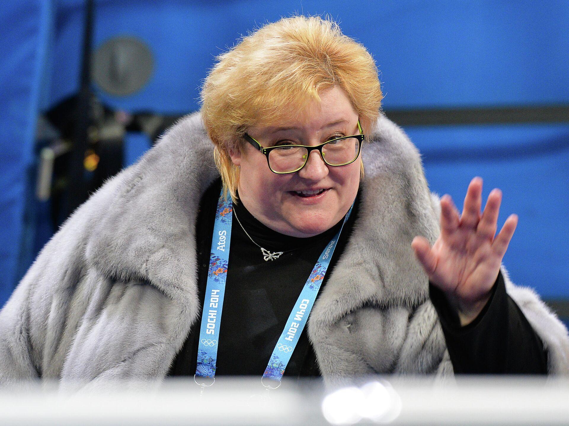 Нина Мозер на Олимпийских играх в Сочи - РИА Новости, 1920, 15.03.2021