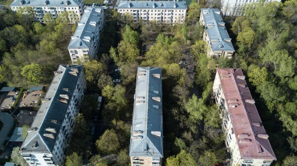 Пятиэтажные дома