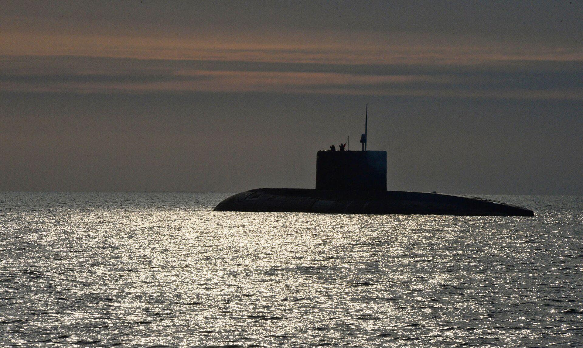 Подводная лодка класса Варшавянка - РИА Новости, 1920, 18.06.2021