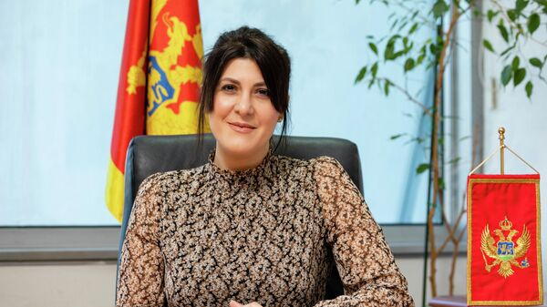 Государственный секретарь по туризму министерства экономического развития Черногории Ивана Джурович