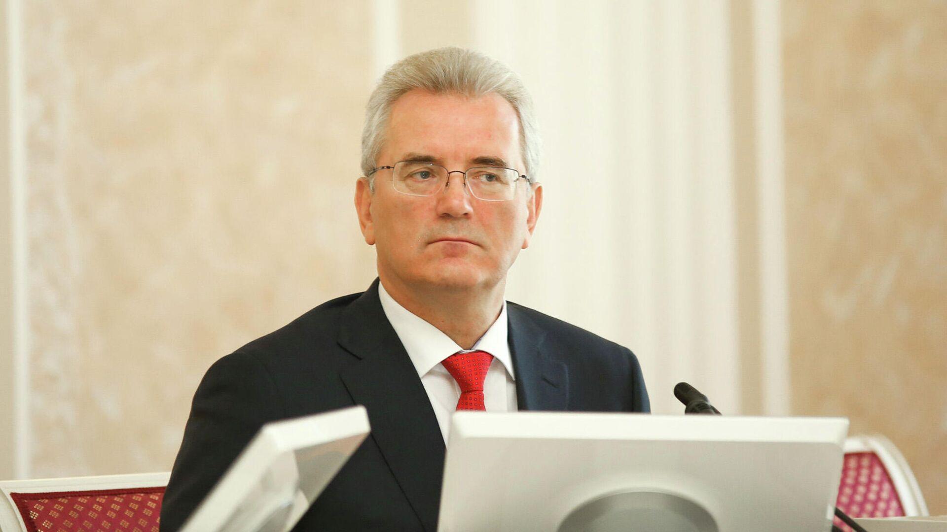 Путин отправил пензенского губернатора Белозерцева в отставку