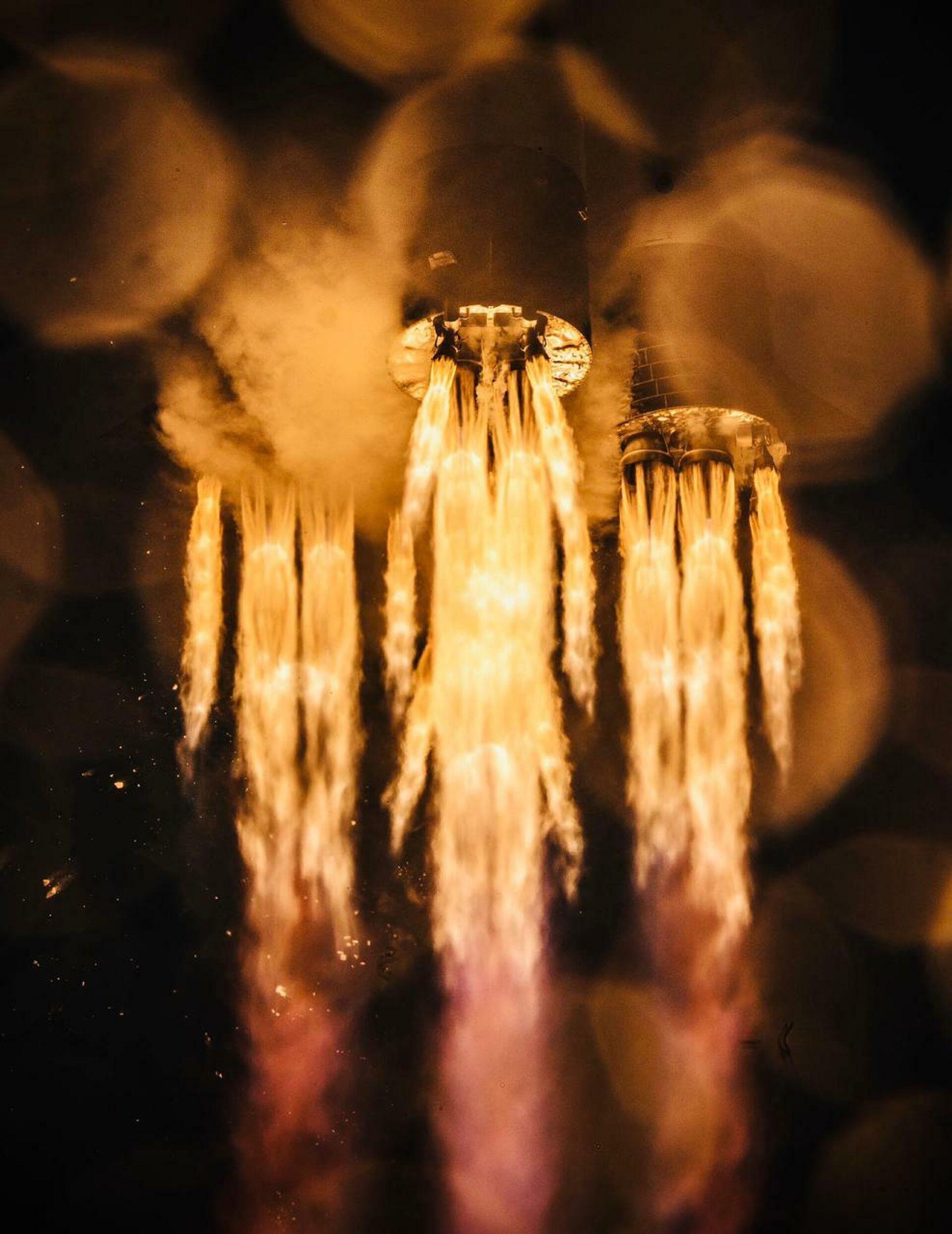 Старт ракеты Союз-2.1а с космодрома Байконур - РИА Новости, 1920, 22.03.2021