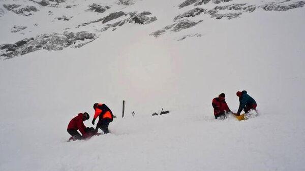 Мурманские спасатели проводят поисково-спасательную операцию
