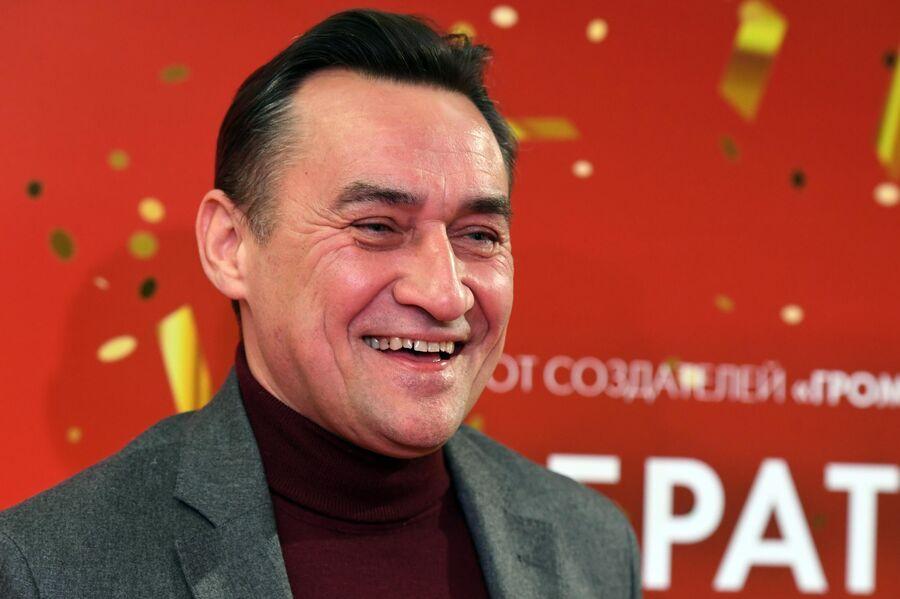 Актер Камиль Ларин