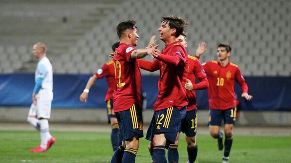 Молодежная сборная Испании