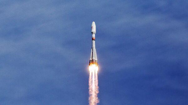 Пуск РН Союз-2.1б с разгонным блоком Фрегат с космодрома Восточный