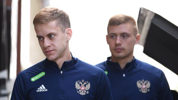 Даниил Фомин и Александр Жиров