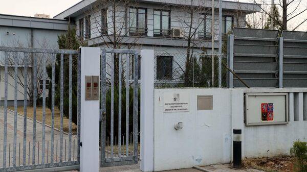 Посольство Чехии в КНДР