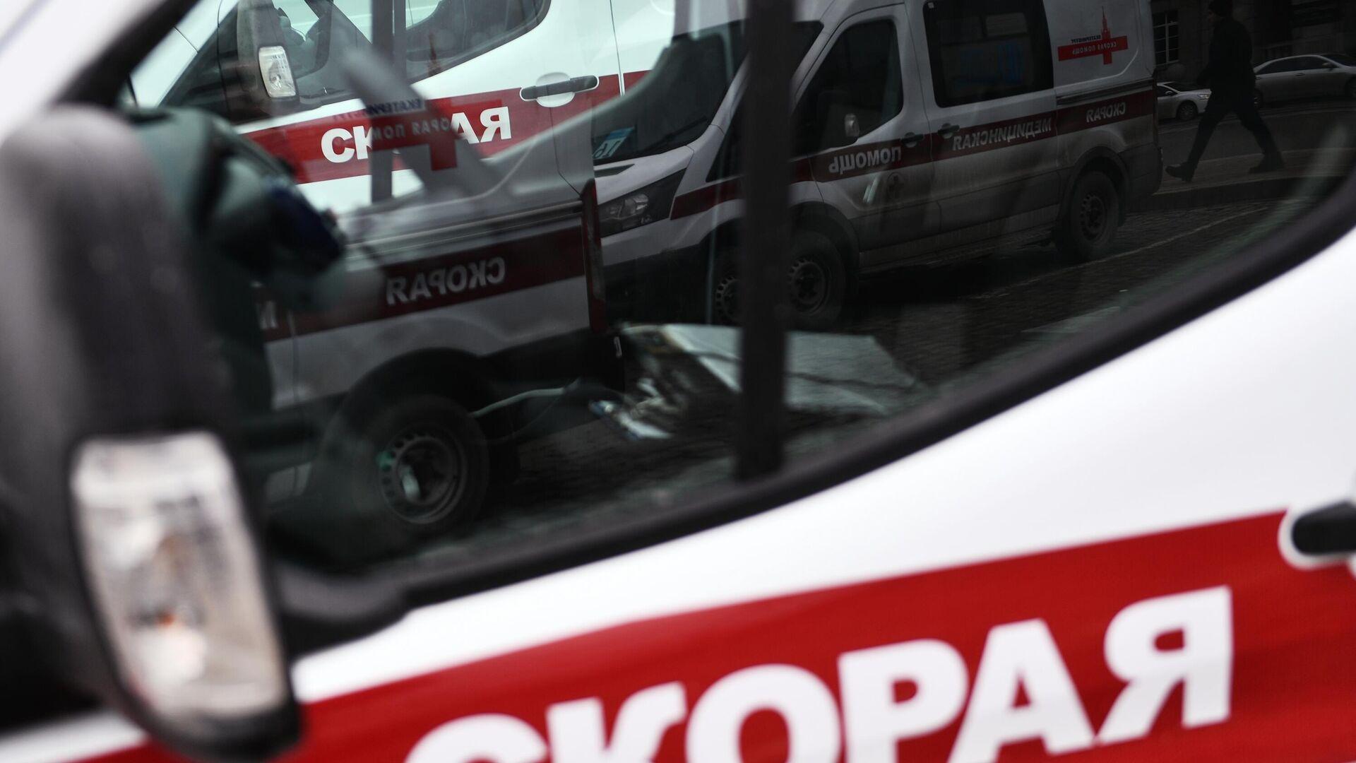 Два человека погибли в ДТП с пятью машинами в Хабаровске