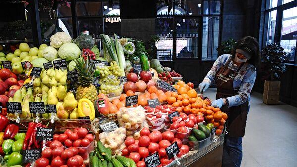 Биотехнолог объяснил, как проверить овощи и фрукты на содержание химии