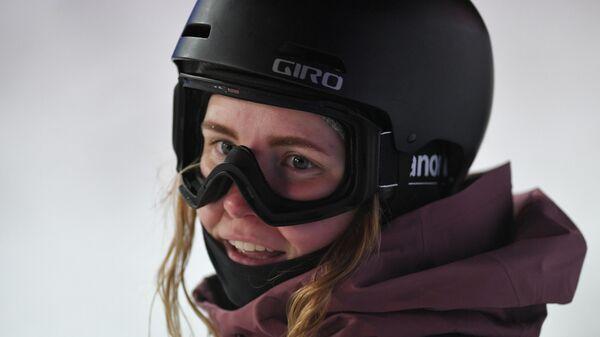 Сноубордистка Елизавета Богданова (Россия)