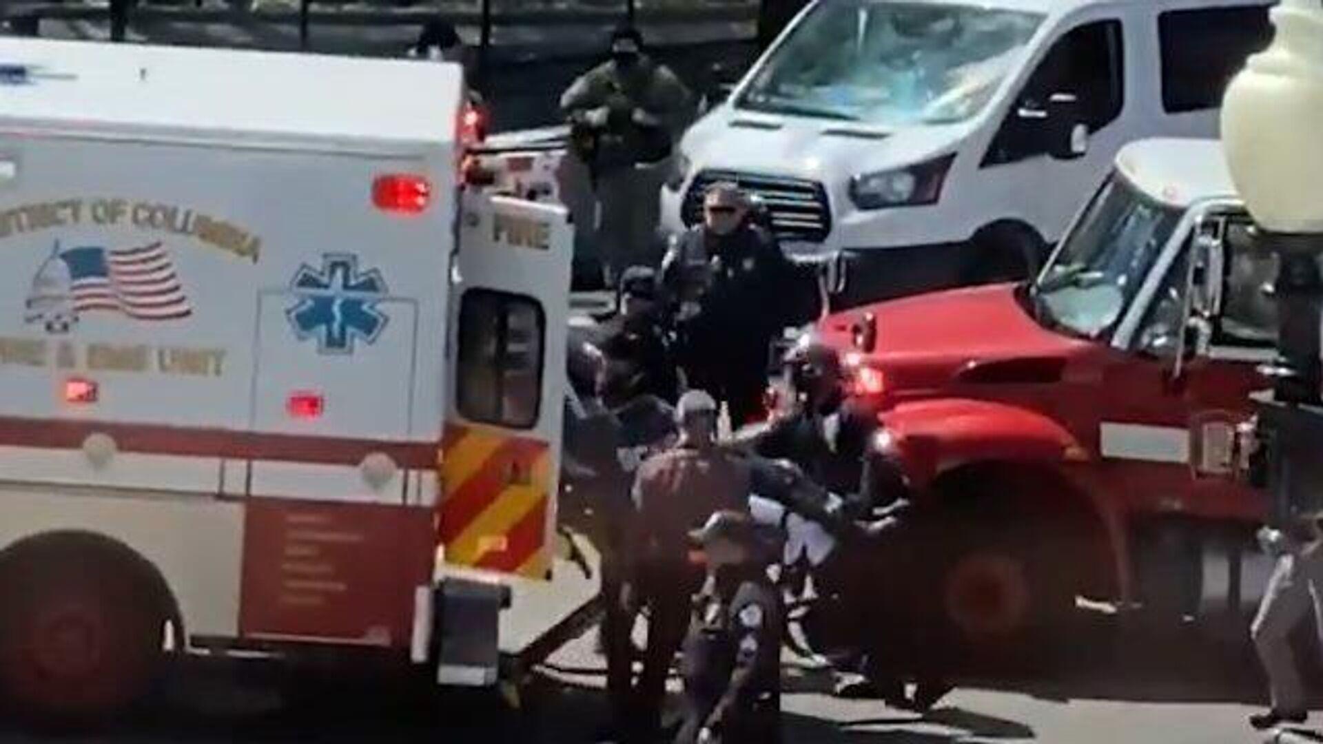 При стрельбе в штате Мэриленд погибли три человека