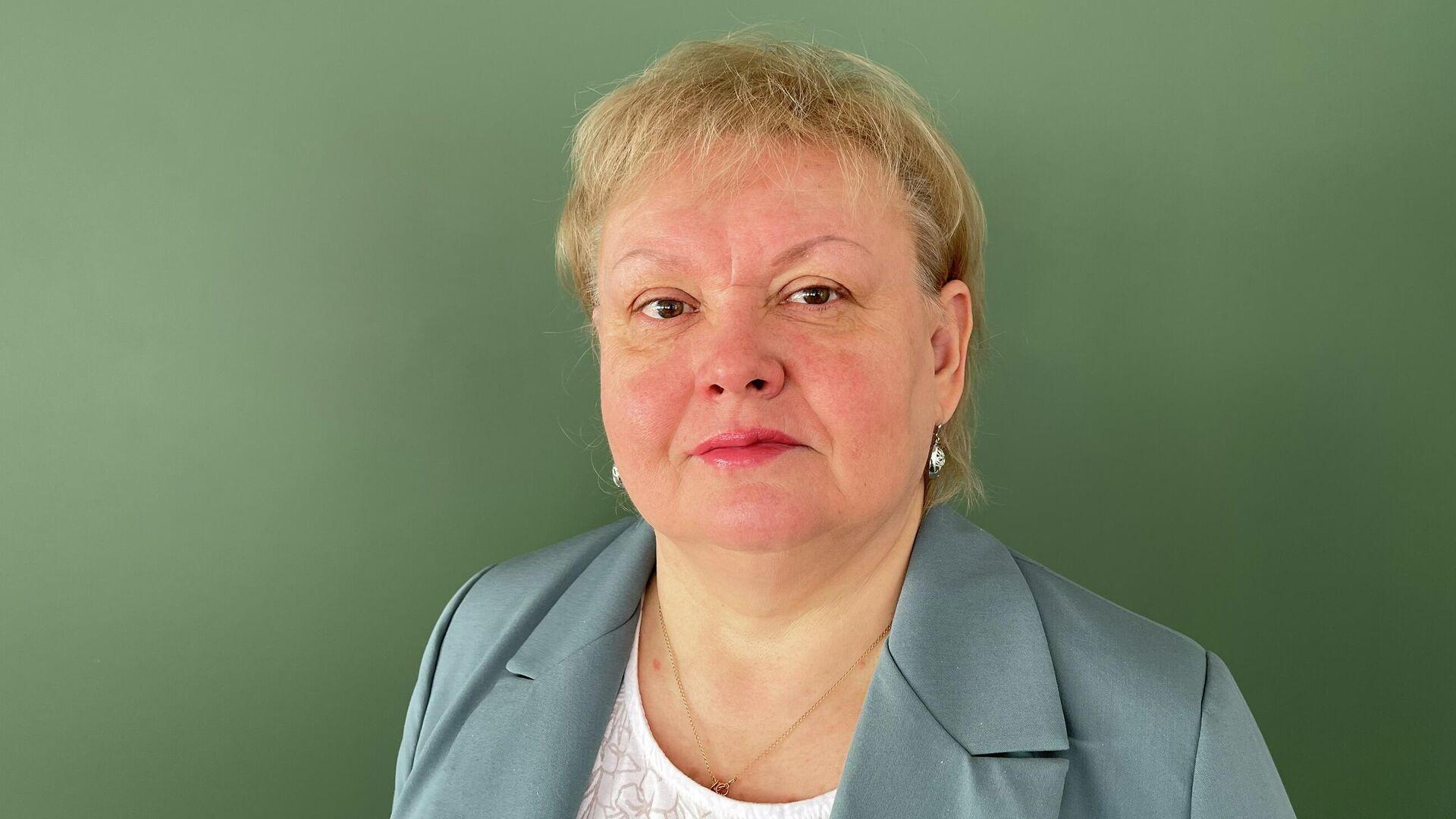 Марина Ливенец - РИА Новости, 1920, 12.04.2021