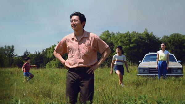 Кадр из фильма Минари