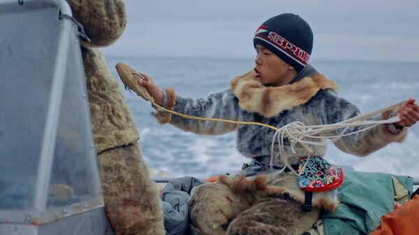 Кадр из фильма Книга моря