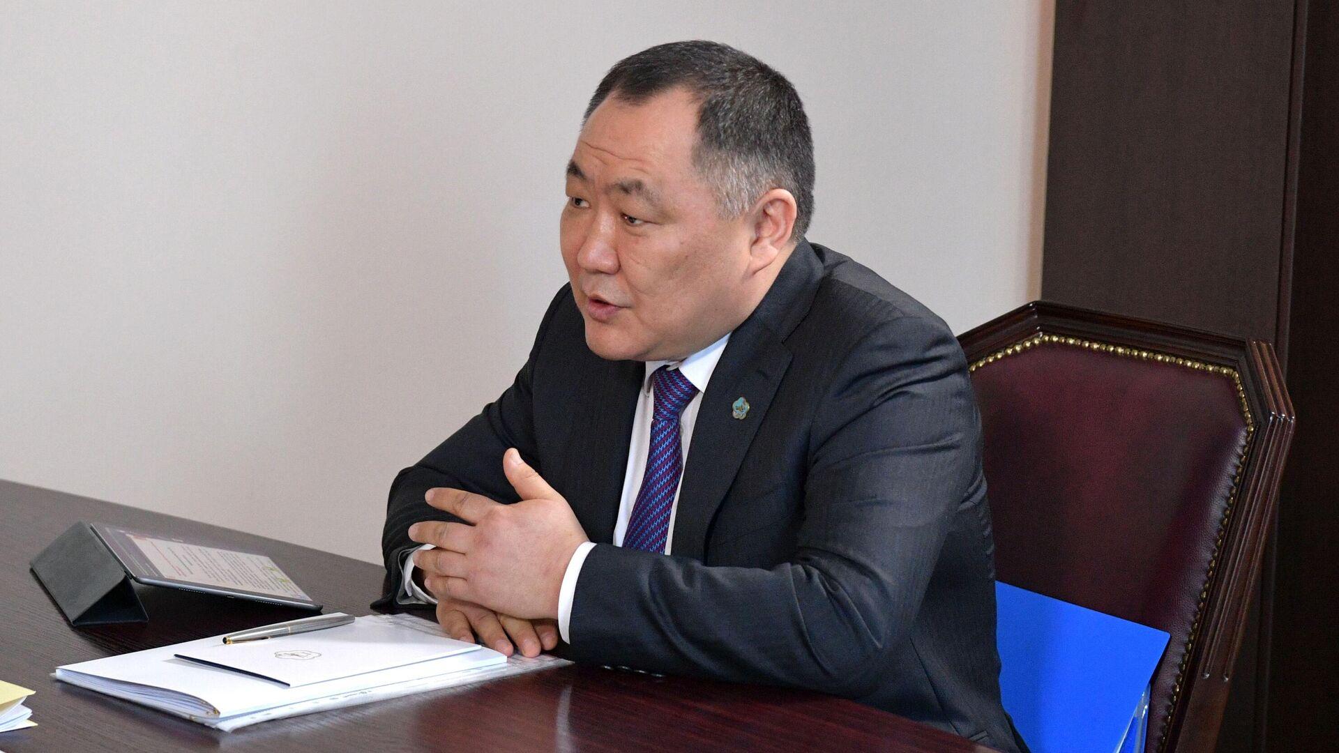 Врио главы Тувы назначил двух новых глав ведомств