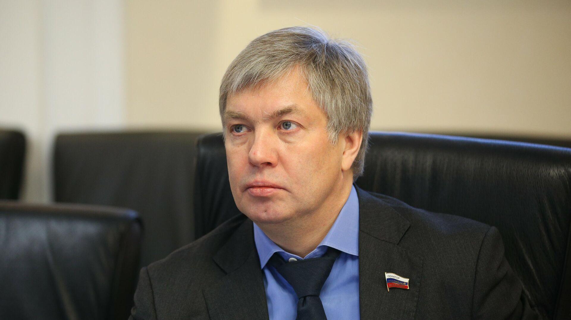 Врио главы Ульяновской области Русских представили в регионе
