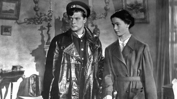 Кадр из художественного фильма Два капитана по одноименному роману Вениамина Каверина. 1955 г.