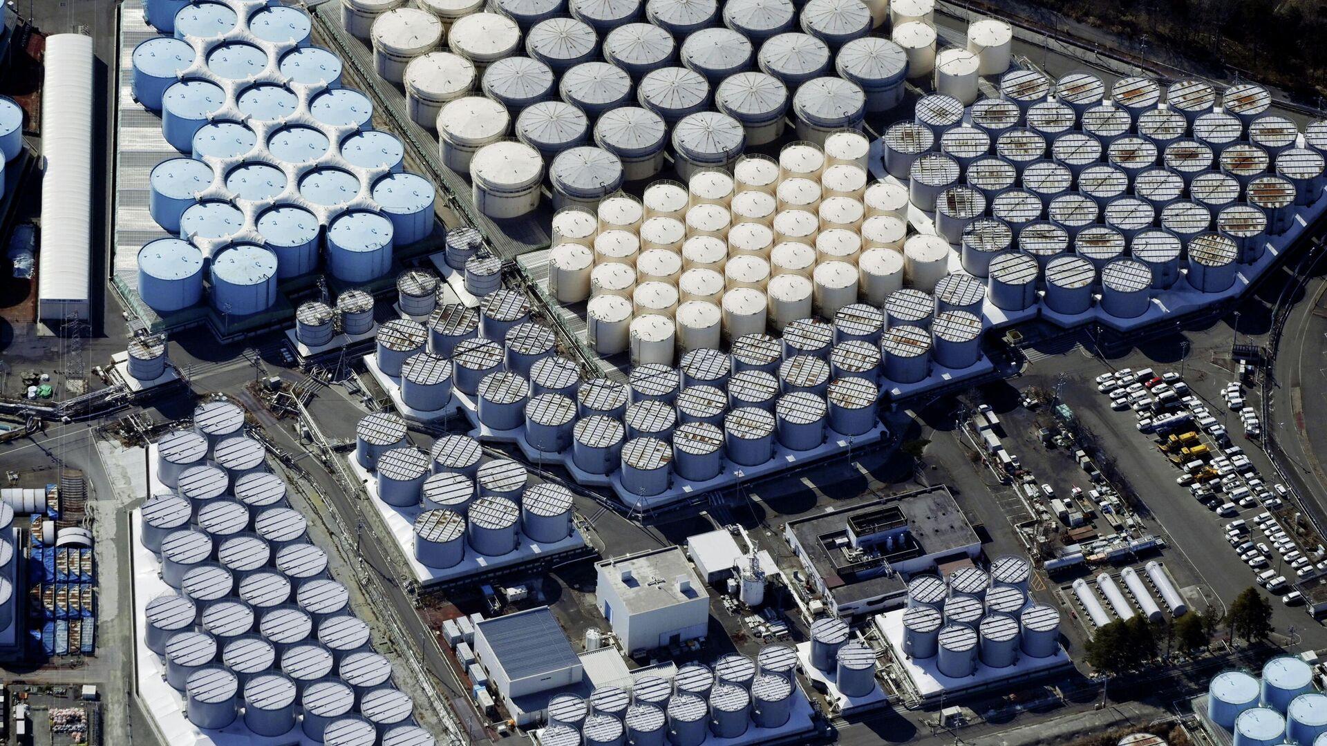 Японские читатели возмутились реакцией России на сброс воды с АЭС