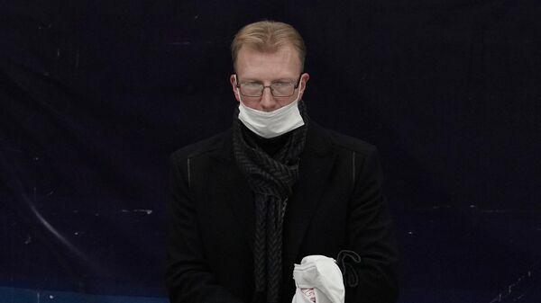 Тренер Александр Волков