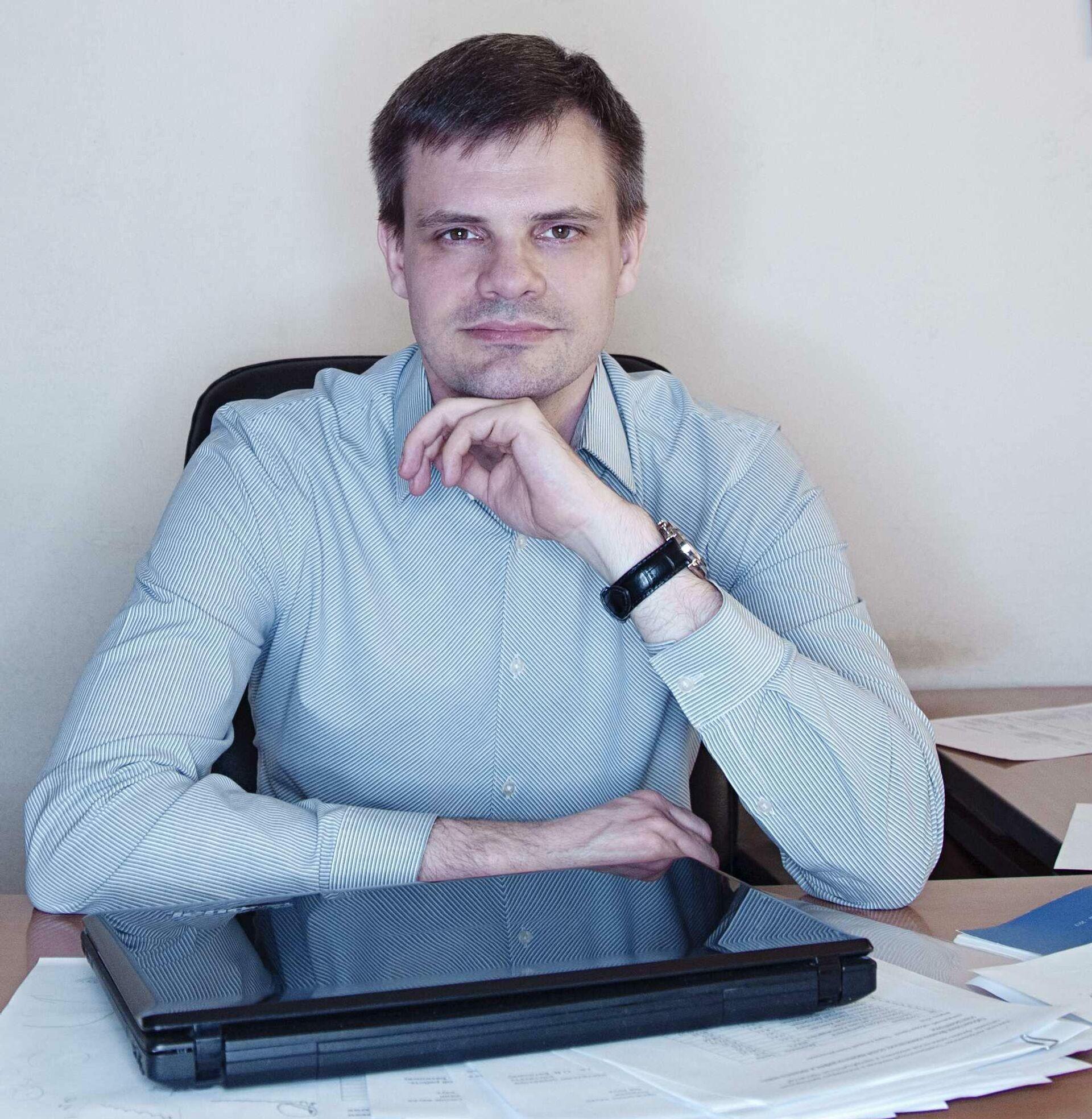 Вирусолог Олег Батищев, МФТИ - РИА Новости, 1920, 14.04.2021