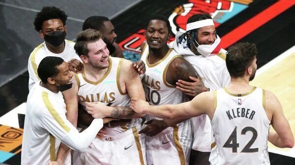 Баскетболисты Далласа