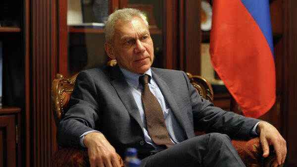 Посол РФ в Сербии Александр Боцан-Харченко