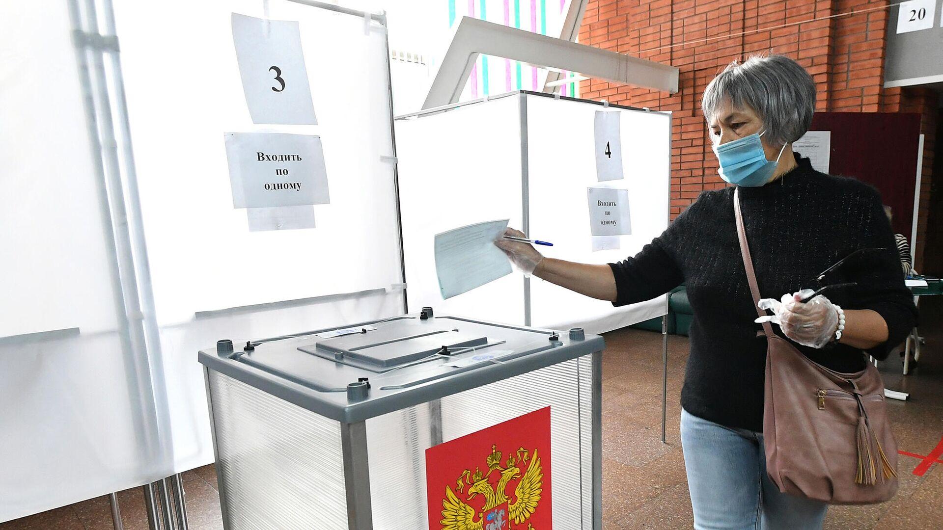 """Эксперты: рейтинг """"Единой России"""" не равен результату на думских выборах"""