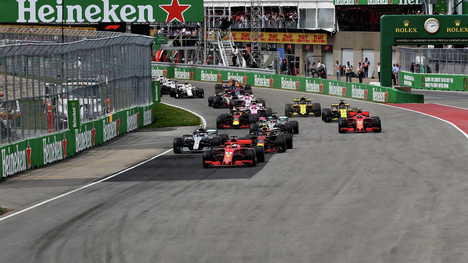 Гран-при Формулы-1 в канадском Монреале - РИА Новости, 1920, 15.04.2021