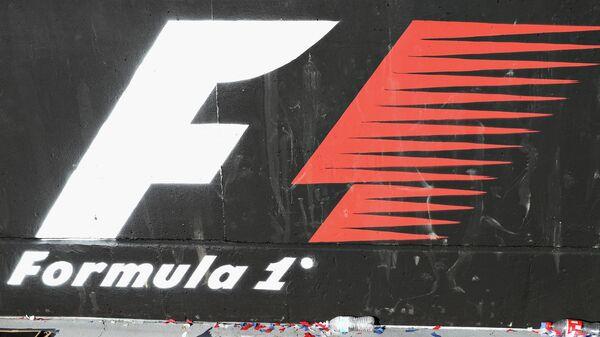 Логотип Формулы-1