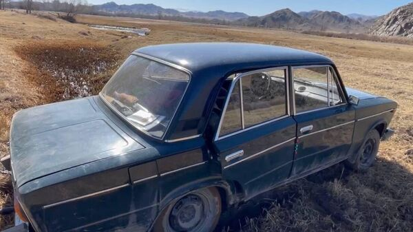 Полиция преследовала водителя управлявшего автомобилем в нетрезвом состоянии городе Ак-Довураке Республики Тыва