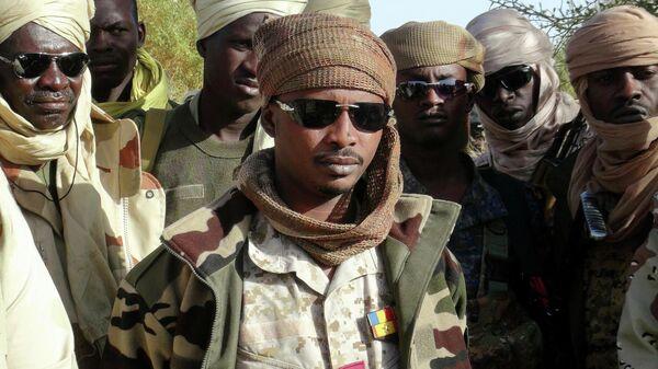 Лидер военного правительства Чада Махамат Деби