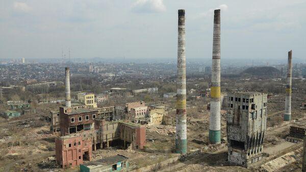Донецкий коксохимический завод