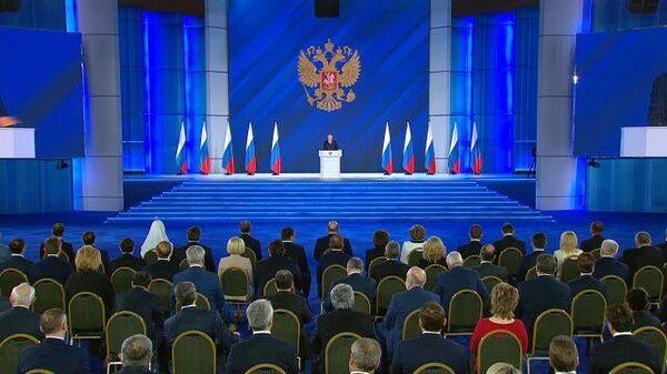 В случае необходимости ответ будет асимметричным, быстрым, жестким - Путин о международных отношениях