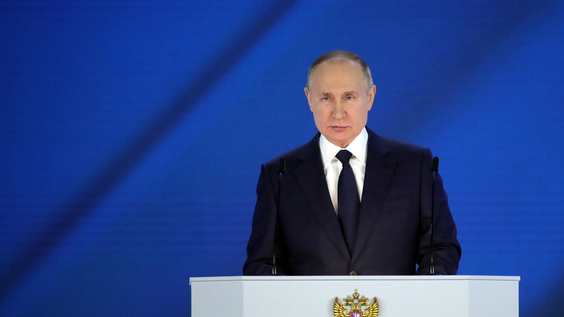 """Володин уверен, что сигнал Путина о """"красных линиях"""" однозначно услышат"""