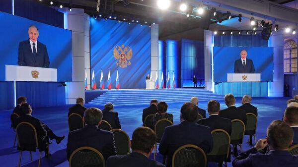 В Кремле назвали самые важные темы для Путина