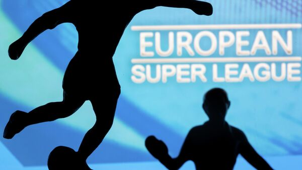 Логотип футбольной Суперлиги