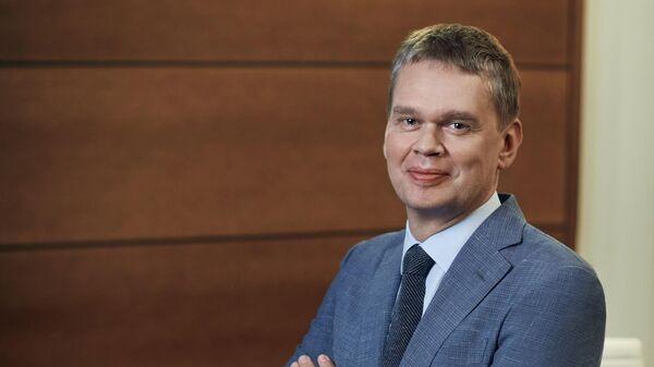 Генеральный директор компании ВТБ Лизинг, председатель совета НП Лизинговый союз Дмитрий Ивантер