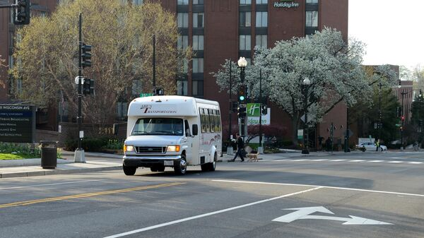 Гостиница Holiday Inn в Вашингтоне (округ Колумбия)