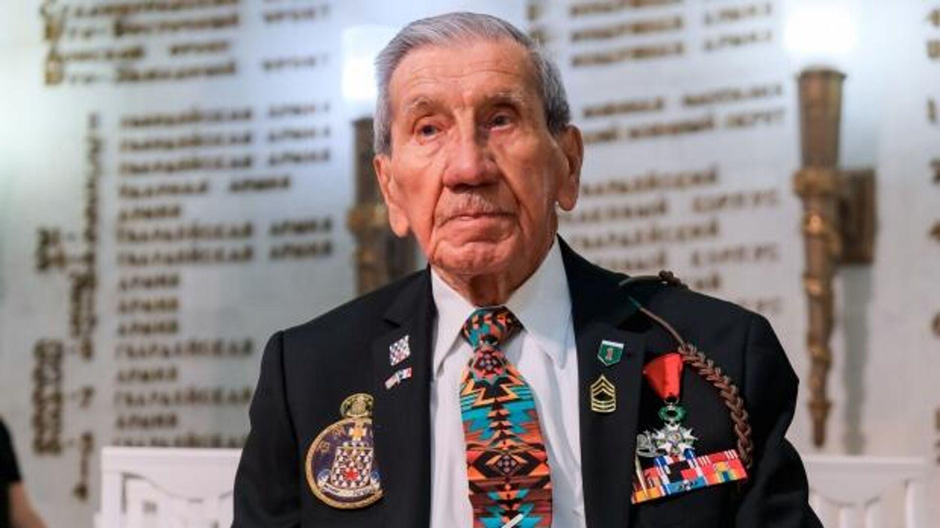 Ветеран Второй мировой войны Чарльз Норман Шей  - РИА Новости, 1920, 24.04.2021