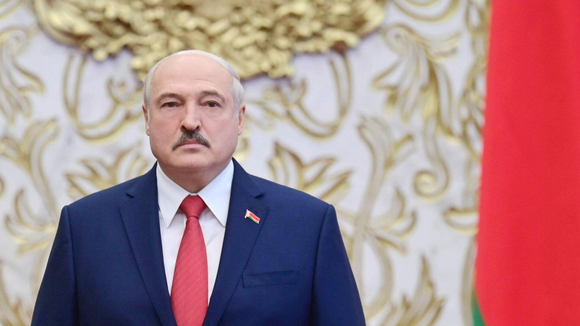Президент Белоруссии Александр Лукашенко - РИА Новости, 1920, 26.04.2021