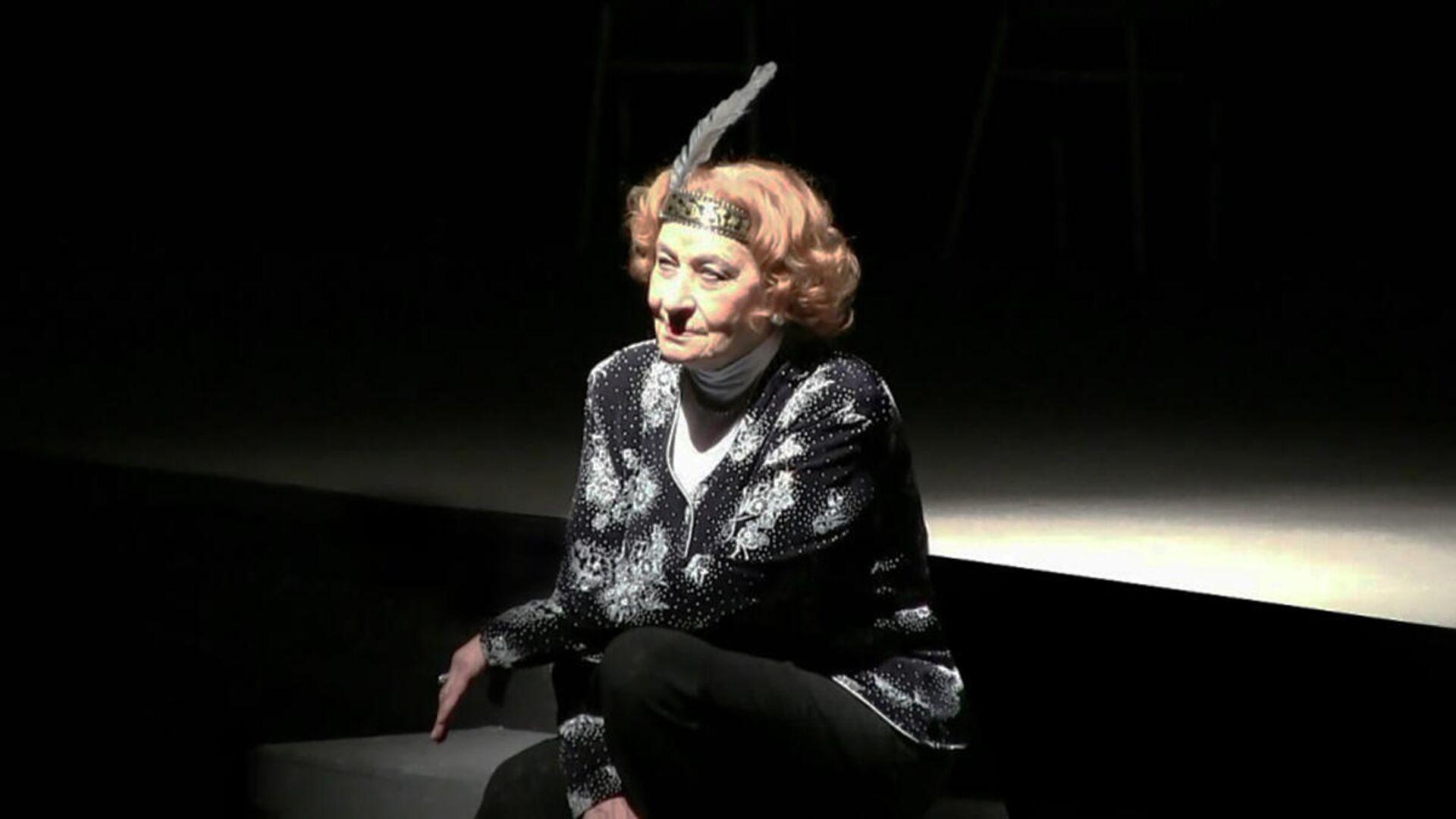 Народная артистка Российской Федерации Людмила Сичкарева - РИА Новости, 1920, 25.04.2021