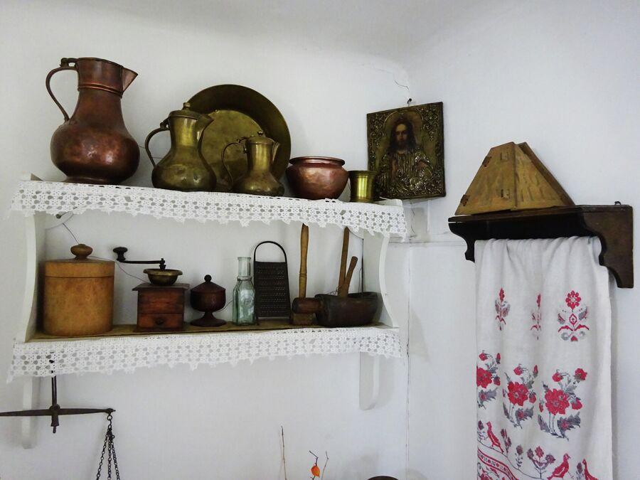 На кухне Чеховых