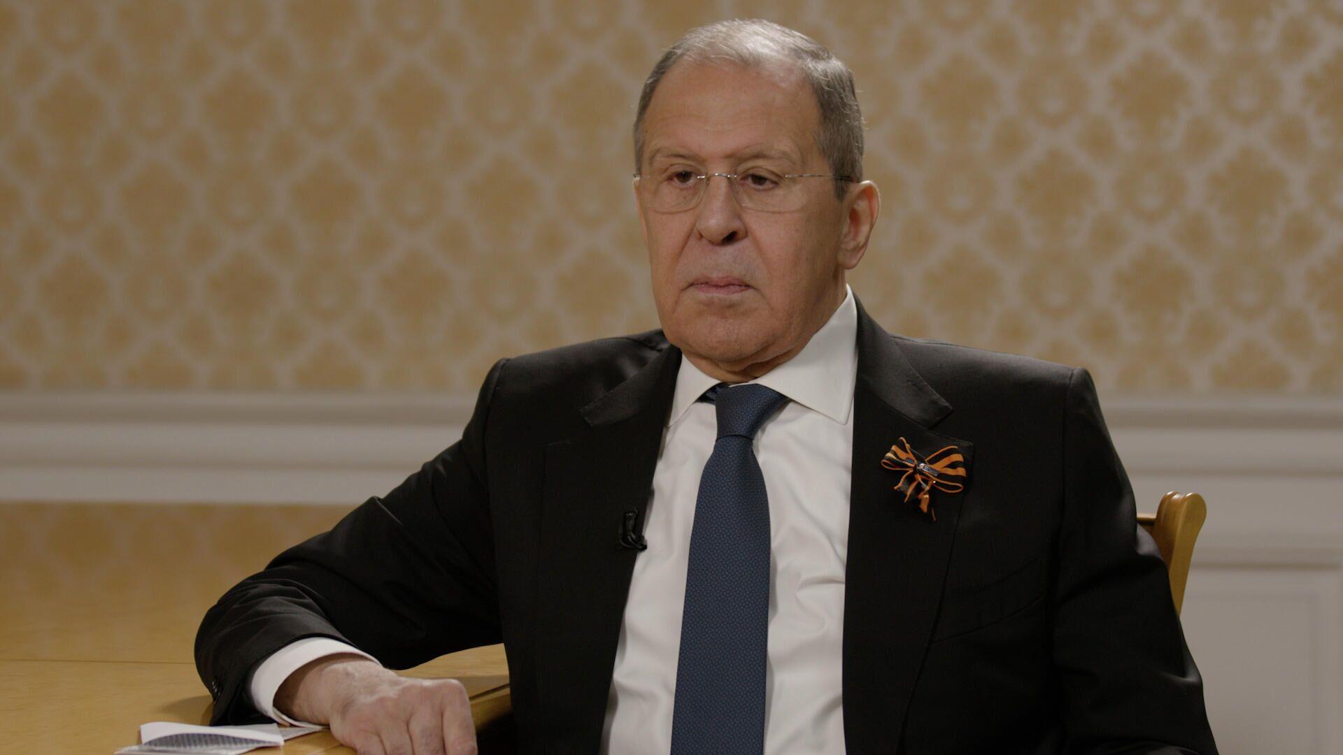 Das Interview von Außenminister Sergej Lawrow vom 28. April 2021 über die Liste der unfreundlichen Staaten, Ukraine, USA, und mehr