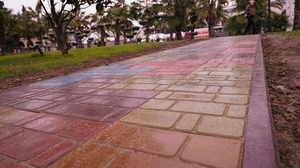 Заплатки для тротуаров