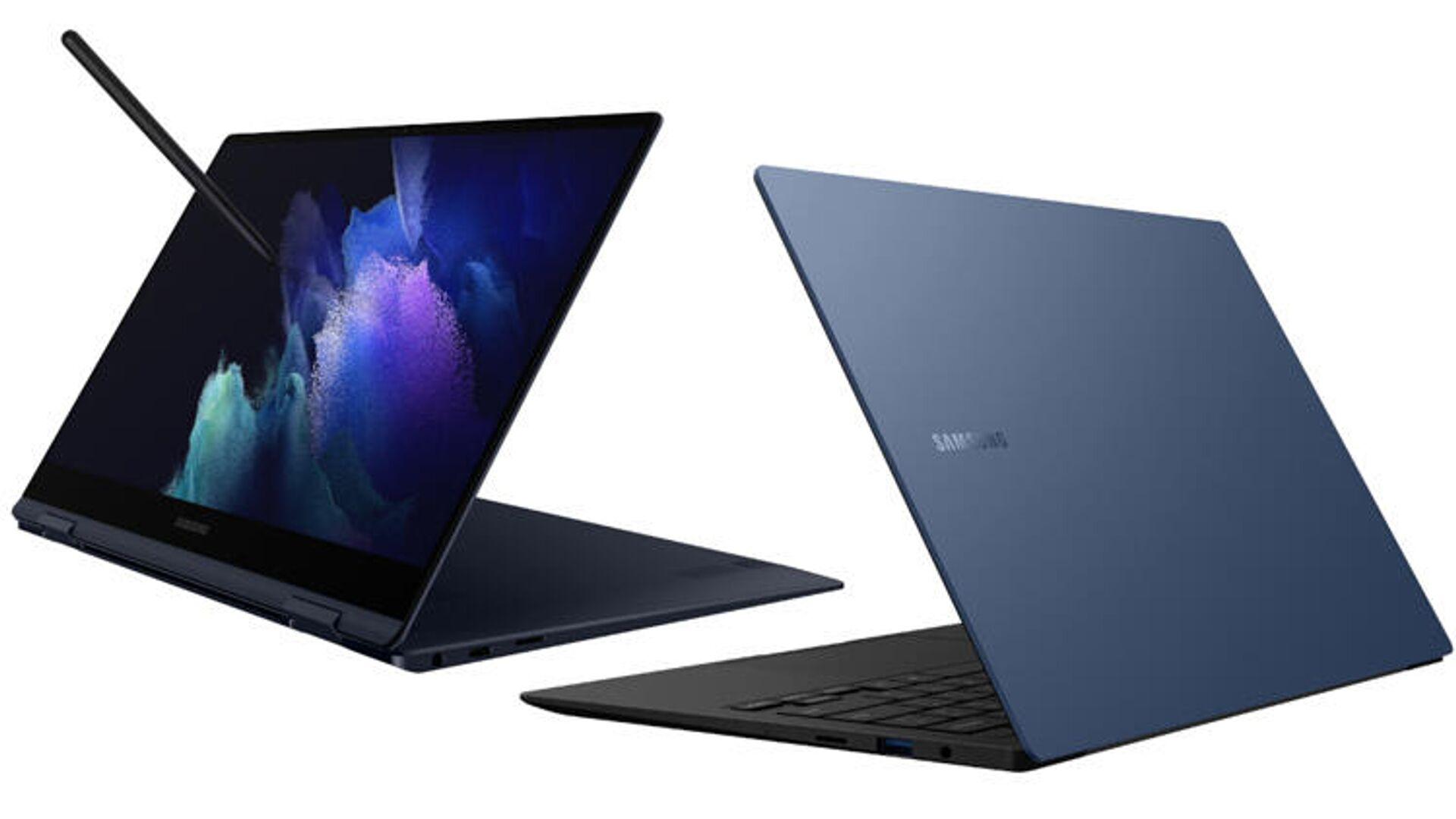 В Samsung представили новые ноутбуки