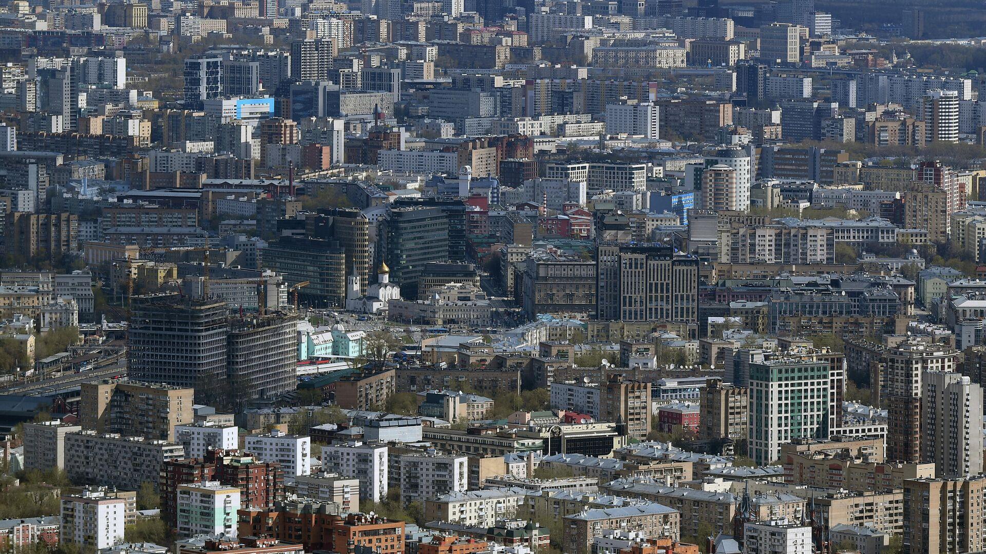 Виды Москвы - РИА Новости, 1920, 24.06.2021