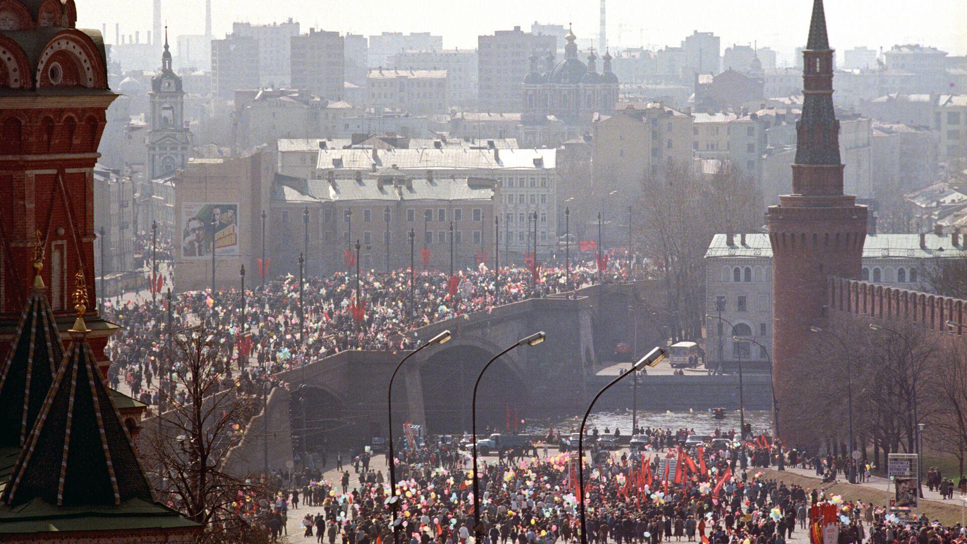 Горбачев назвал два главных удара, разрушивших СССР