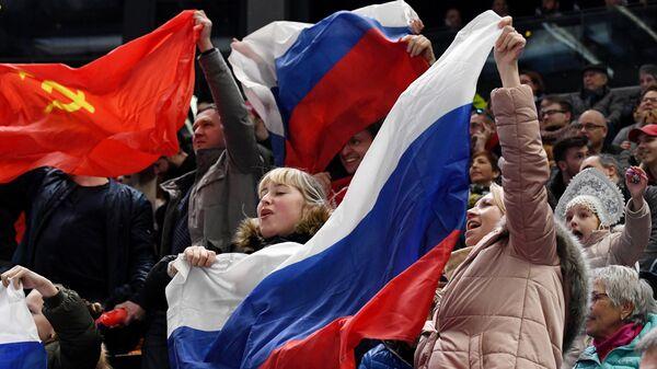 Зимняя юношеская Олимпиада – 2020. Хоккей. Юноши. Матч Канада – Россия