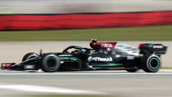 Валтери Боттас на Гран-при Испании Формулы-1